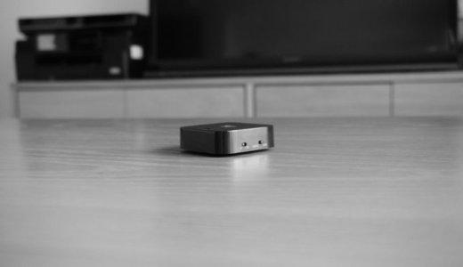 Bluetooth トランスミッター&レシーバー TaoTronics『TT-BA09』レビュー